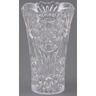 """8"""" Rose Vase Clear"""