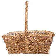 Rectangle Mtn Vine Basket w / Hard Liner
