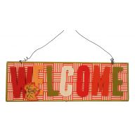"12 "" Fall Welcome Plaque"