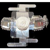 Her Highness Flower Bracelet