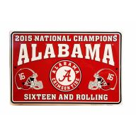 "8 X 12 "" Alabama Champion Sign"
