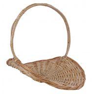 """19 """" Willow Fireside Basket"""