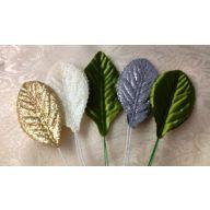 Medium Corsage Leaves
