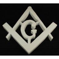"""21 """" EPS Masonic Symbol"""