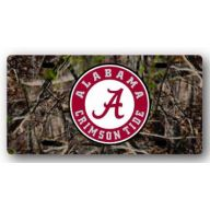 "6 X 12 "" Camo Collegiate Tag ( 10 Teams )"