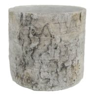 """7"""" X 7"""" X 6.25"""" Ceramic Container (Sold By Case Of 4 Only)"""