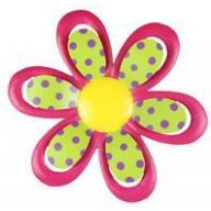 "12 "" H Metal Daisy ( 2 colors )"