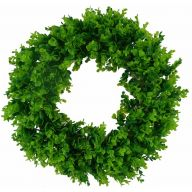 "36"" Boxwood Wreath - Green"