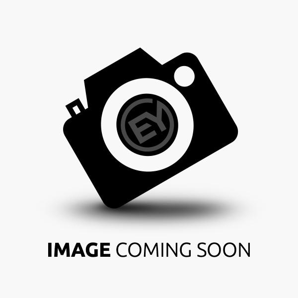 "1.5"" x 10 yd Medium Horizontal Stripe - Crimson Red / White"