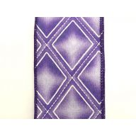 Deep Lavender / White