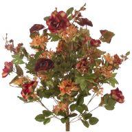 X 37 Lilac Rannaculous Anemone Daisy w / Filler