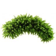 "30 "" L X 10 "" W Boxwood Swag - Green"