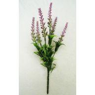 "15 "" Plastic Lavender Bush X 6"