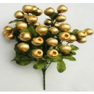 "15 "" Balausta Bush X 9 - Gold"