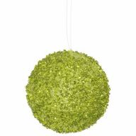 80 mm Beaded Hanging Ball