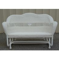 OPEN WEAVE DOUBLE GLIDER-WHITE