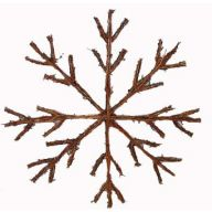 "17.25 "" Vine Snowflake"