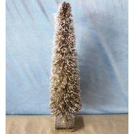 6.75 X 26.25 Christmas Tree