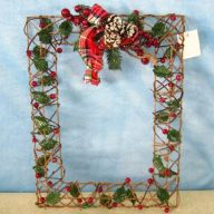 Vine Rectangle Frame 16 X 12