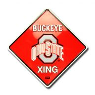 "12 X 12 "" Collegiate Xing Sign ( 13 Teams )"